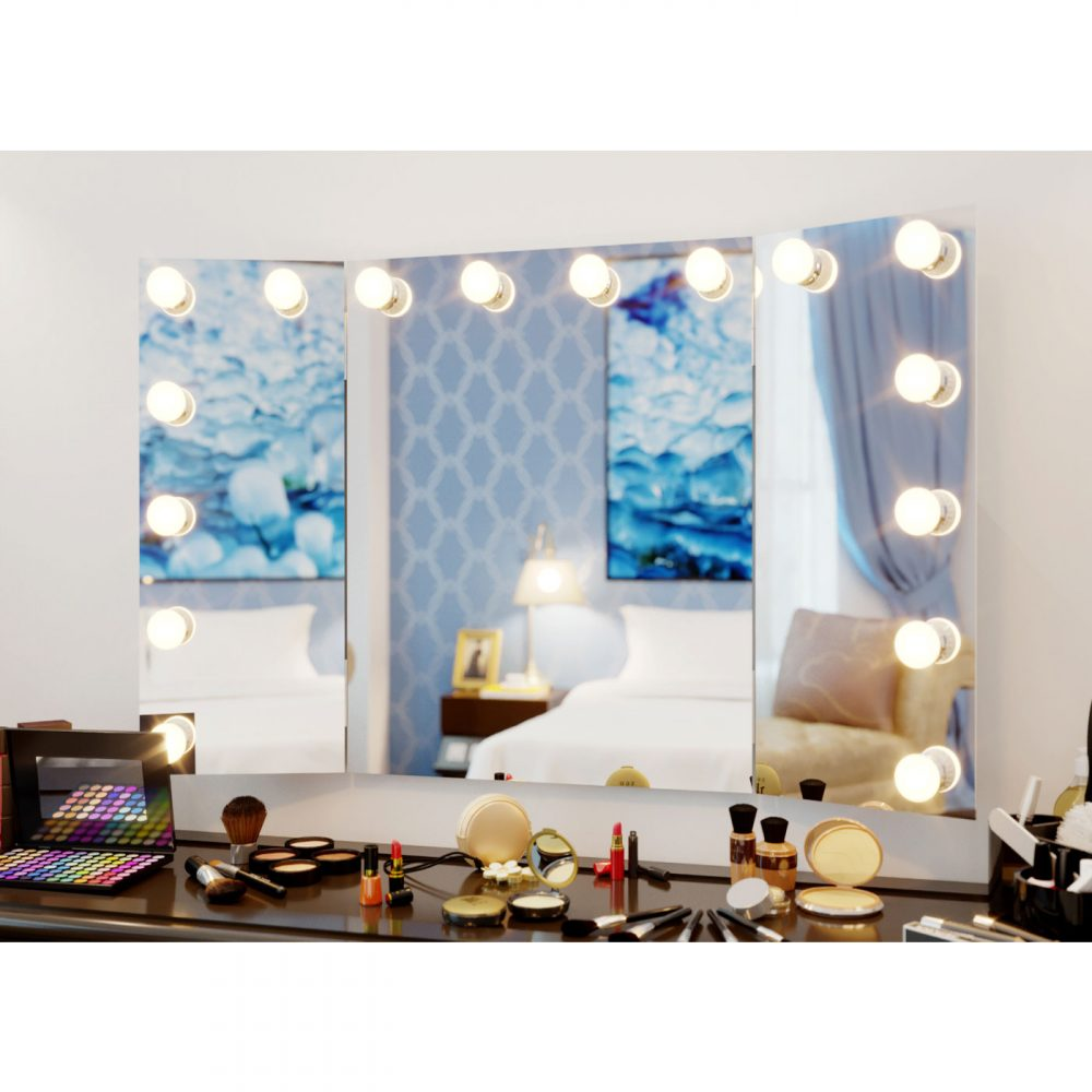 Custom Hollywood Mirrors - Grand Mirrors Inc. Official Website
