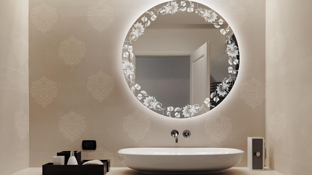 Etch Mirrors Grand Mirrors