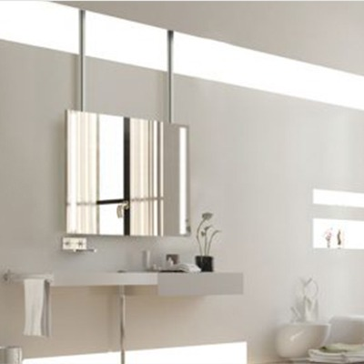 Stainless Steel Brackets by GrandMirrors